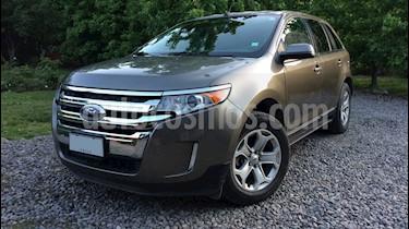 Ford Edge SEL 2.0L Ecoboost 4x2 usado (2014) color Negro Tuxedo precio $10.490.000