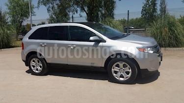 Foto venta Auto usado Ford Edge SEL 3.5L 4x4 (2014) color Gris Plata  precio $12.500.000