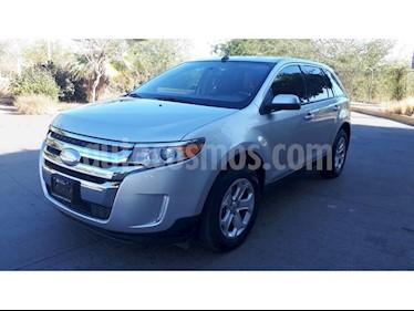 Foto venta Auto usado Ford Edge SEL 3.5L V6 (2013) color Plata precio $207,000
