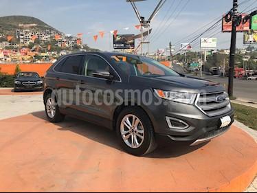 Foto venta Auto Seminuevo Ford Edge SEL PLUS (2018) color Gris precio $435,000