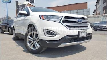 Foto venta Auto usado Ford Edge SEL Plus (2015) color Blanco precio $290,000