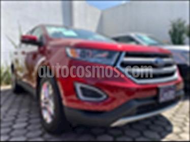 Ford Edge SEL Plus usado (2018) color Rojo precio $598,999