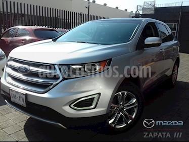 Foto venta Auto usado Ford Edge SEL PLUS (2015) color Plata Estelar precio $345,000