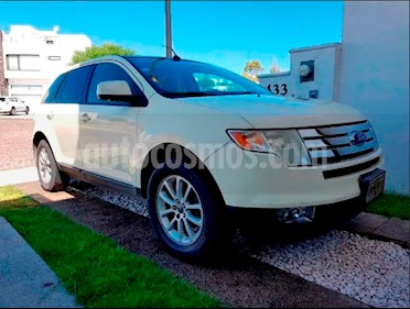 Foto venta Auto usado Ford Edge SEL Plus (2007) color Crema precio $105,000