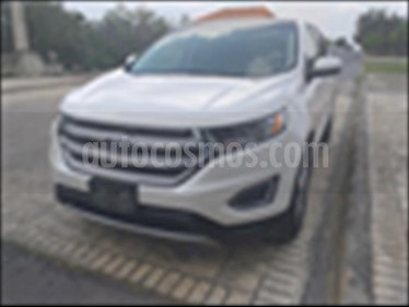Ford Edge SEL Plus usado (2018) color Blanco precio $537,500