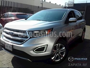 Foto venta Auto usado Ford Edge SEL PLUS (2015) color Plata Estelar precio $285,000