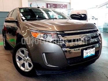 Foto venta Auto Seminuevo Ford Edge SEL (2013) color Gris Mineral precio $235,000