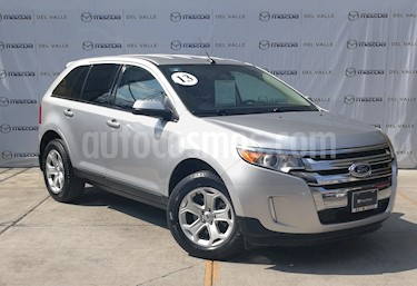 Foto venta Auto usado Ford Edge SEL (2013) color Plata precio $240,000