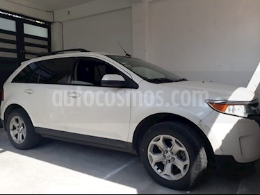 Ford Edge SEL usado (2013) color Blanco precio $220,000