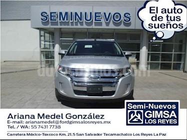 Foto venta Auto usado Ford Edge SEL (2013) color Plata precio $215,000