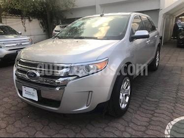 Foto venta Auto usado Ford Edge SEL (2013) color Plata precio $225,000