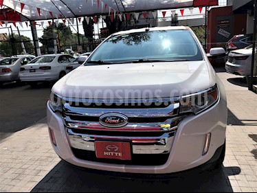 Foto venta Auto usado Ford Edge SEL (2014) color Blanco Oxford precio $259,000