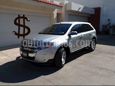 Foto venta Auto usado Ford Edge SEL (2013) color Plata precio $230,000