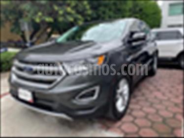 Foto venta Auto usado Ford Edge SEL (2015) color Gris precio $294,900