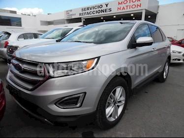 Foto venta Auto usado Ford Edge SEL (2015) color Plata precio $300,000