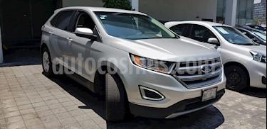 Foto venta Auto usado Ford Edge SEL (2015) color Plata precio $275,000