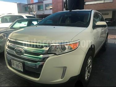 Foto venta Auto usado Ford Edge SEL (2013) color Blanco precio $205,000