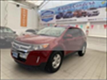 Foto Ford Edge SEL usado (2013) color Rojo precio $217,000