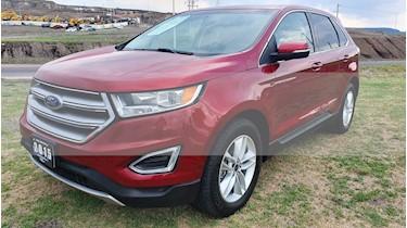 Foto venta Auto usado Ford Edge SEL (2015) color Rojo precio $309,000