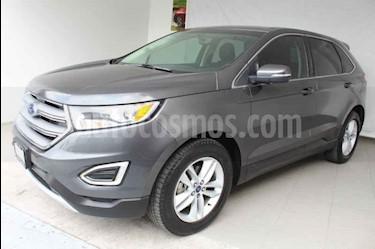 Foto venta Auto usado Ford Edge SEL (2015) color Gris precio $279,000