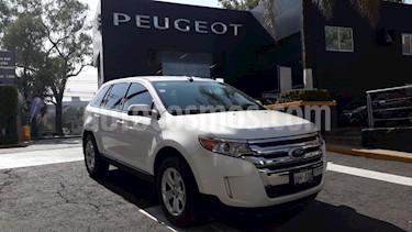 Foto venta Auto usado Ford Edge SEL (2014) color Blanco Oxford precio $249,900