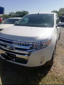 Ford Edge SEL usado (2013) color Blanco precio $207,000