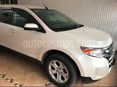 Foto venta Auto usado Ford Edge SEL (2013) color Blanco precio $220,000