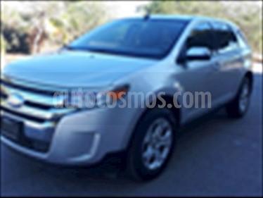 Foto venta Auto usado Ford Edge SEL (2013) color Plata precio $207,000