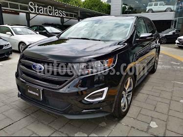 Foto Ford Edge Sport usado (2018) color Negro precio $590,000
