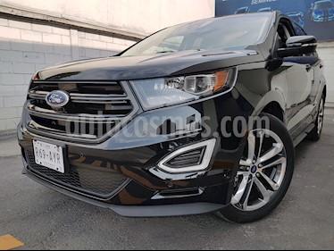 Foto venta Auto usado Ford Edge Sport (2018) color Negro Profundo precio $560,000