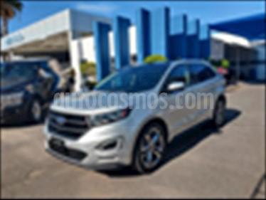 Ford Edge Sport usado (2016) color Plata precio $395,000