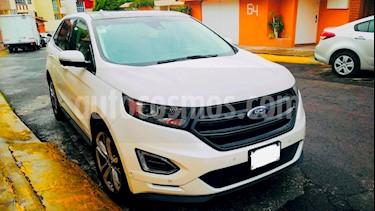 Foto Ford Edge Sport usado (2017) color Blanco Platinado precio $540,000