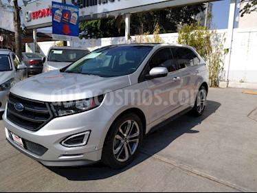 Foto venta Auto usado Ford Edge Sport (2016) color Plata precio $389,000