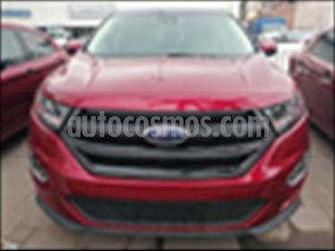 Foto venta Auto usado Ford Edge Sport (2018) color Rojo precio $590,000