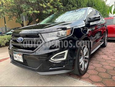 Foto venta Auto usado Ford Edge Sport (2017) color Negro precio $499,900