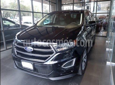 Foto venta Auto usado Ford Edge Sport (2018) color Negro Profundo precio $570,000
