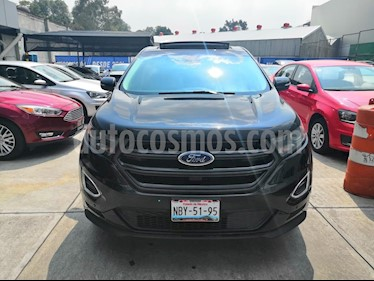 Ford Edge Sport usado (2017) color Negro precio $495,000