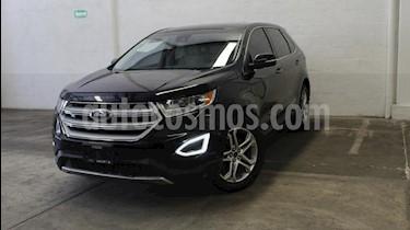 Foto venta Auto usado Ford Edge Titanium (2015) color Negro precio $385,000