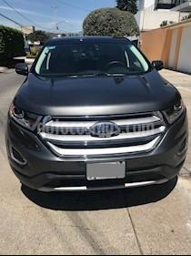 Ford Edge Titanium usado (2018) color Plata Estelar precio $695,000