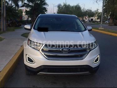 Foto venta Auto Seminuevo Ford Edge Titanium (2015) color Blanco precio $360,000