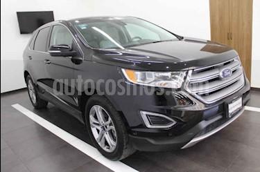 Foto venta Auto usado Ford Edge Titanium (2016) color Negro precio $429,001