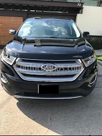 Ford Edge Titanium usado (2017) color Negro Profundo precio $485,000