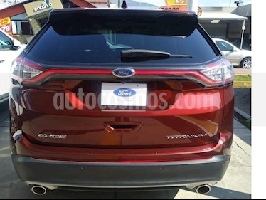 Foto venta Auto usado Ford Edge Titanium (2015) precio $365,000