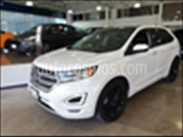 Foto Ford Edge Titanium usado (2016) color Blanco precio $389,900