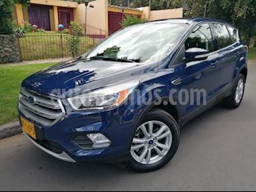 Foto venta Carro Usado Ford Escape 2.0L SE 4x2   (2017) color Azul precio $74.900.000