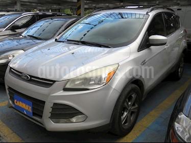 Foto venta Carro usado Ford Escape 2.0L SE 4x4 (2013) color Plata precio $45.900.000