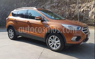 Foto venta Auto usado Ford Escape 2.0L SE EcoBoost 4x2 (2018) color Naranja precio $12.500.000