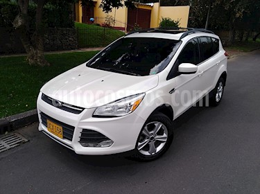 Foto venta Carro Usado Ford Escape 2.0L Titanium 4x4 (2015) color Blanco Platinado precio $67.900.000