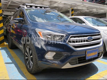 Foto Ford Escape 2.0L Titanium 4x4 usado (2017) color Azul precio $83.900.000