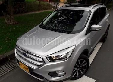 Foto venta Carro usado Ford Escape 2.0L Titanium 4x4 (2017) color Plata Puro precio $83.900.000